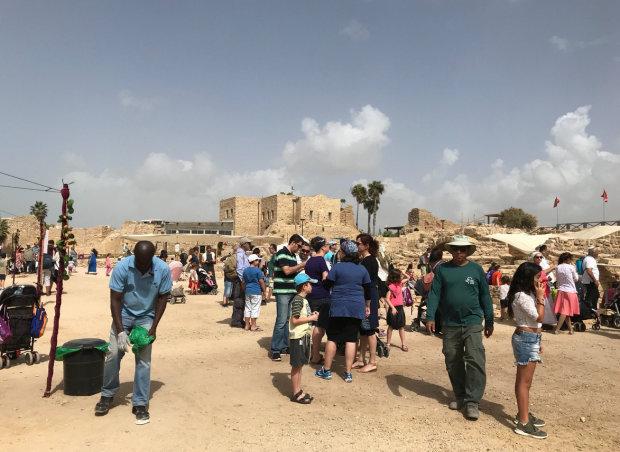 Готель з чотирма зірками в Ізраїлі виявився захалустям: туристам зруйнували Євробачення-2019
