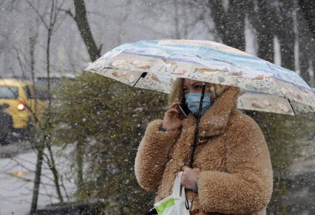 погода в Украине, фото: unian