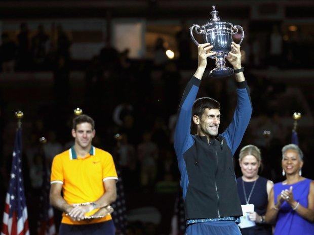 Джокович виграв US Open і став в один ряд з легендою