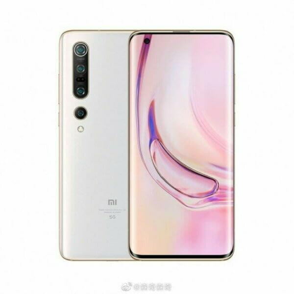 Xiaomi Mi 10, DFT
