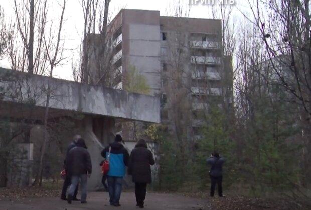 Чернобыль, скриншот с видео