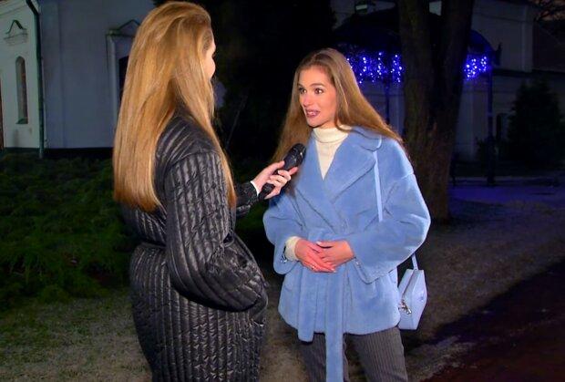 Олександра Кучеренко, кадр з відео