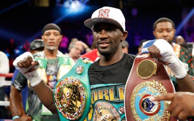 Кроуфорда назвали найкращим боксером своєї епохи