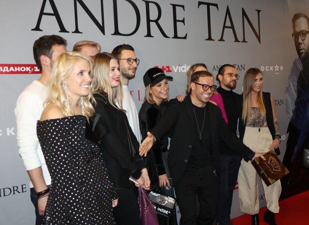 Премьера фильма ANDRE TAN, фото: Знай.ua