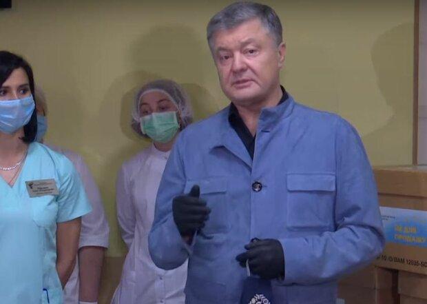 Петро Порошенко, скріншот: YouTube