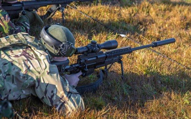 Украинские снайперы стали лучшими на Кубке мира
