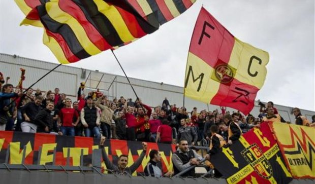 Федерация футбола Запорожья пытается спасти «Металлург»