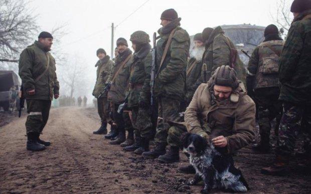 """""""Необережно ходив"""": міна на Донбасі відправила терориста в пекло"""