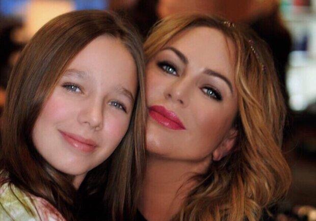 Юлія Началова з донькою, instagram.com/julianachalova