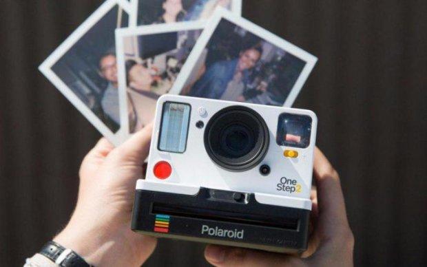 Камери Polaroid знову захоплять світ