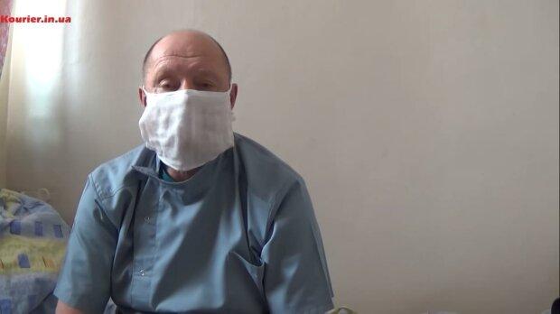 Анатолій Кияшко, скріншот з відео