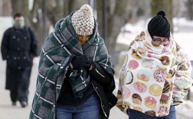 Похолодание, фото Народная правда