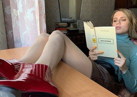 Дарья Мельникова // instagram.com/melnikovadsh/