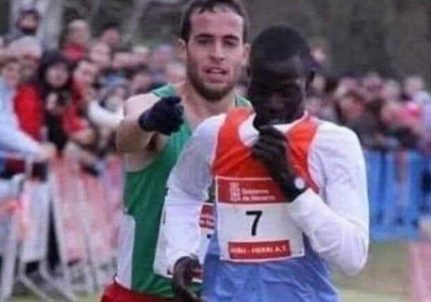 Спортсмен Абель Мутай, фото facebook