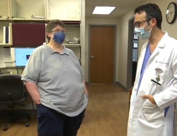 """207-килограммовая женщина молниеносно сбросила 72 кило ради выживания: """"Теперь я могу ходить"""""""
