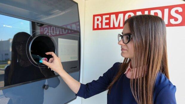 Автомат для пластику, фото - sb.bv