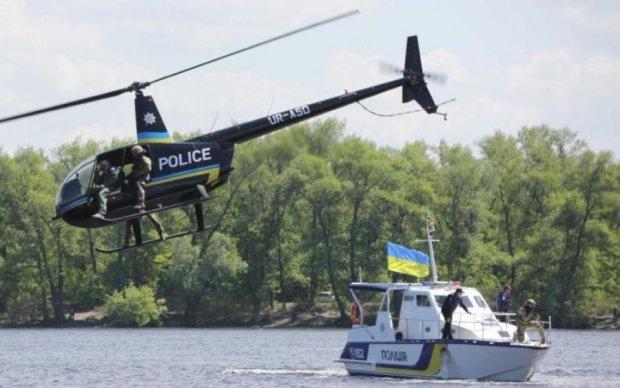 Нова поліція пересяде на нові вертольоти