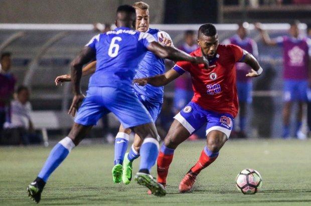 Обманули всех: сборная Гаити совершила невероятное, видео