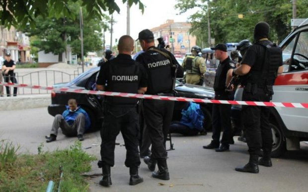 Кровавые неудобства: столичные копы обманули всю Украину