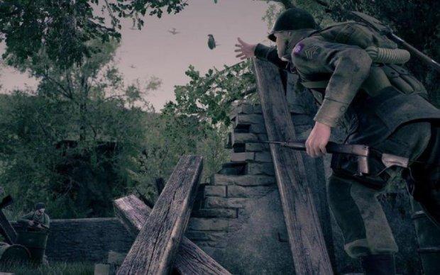 Авторы Battalion 1944 жестоко наказали неадекватного геймера