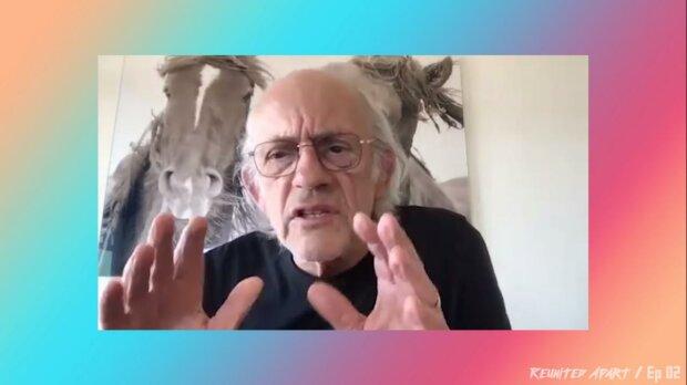 Крістофер Ллойд, скріншот з відео