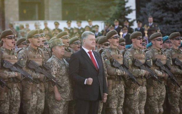 Московские попы моментально осатанели от речи Порошенко на параде