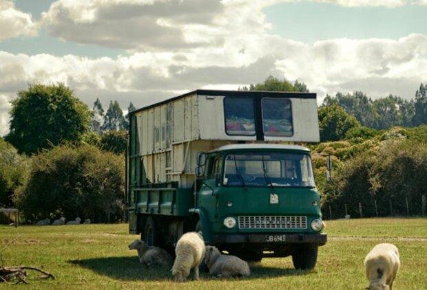 Вантажівка, скріншот: Instagram
