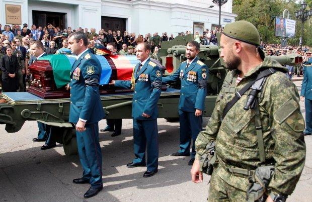Журналисты показали, где зарыли Захарченко: фото