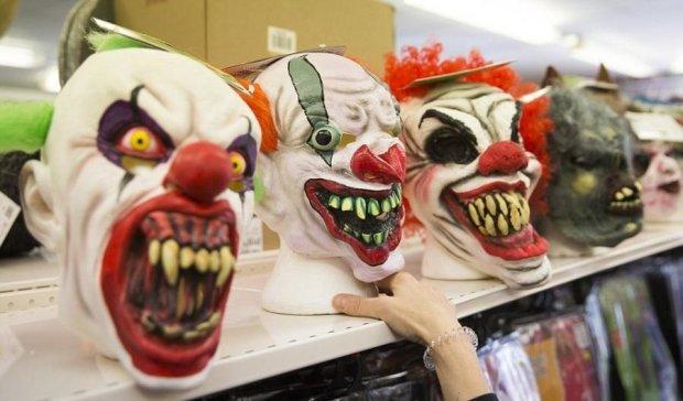 Страшний клоун спровокував у жінки передчасні пологи