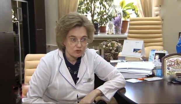 Ольга Голубовська, фото: скріншот з відео