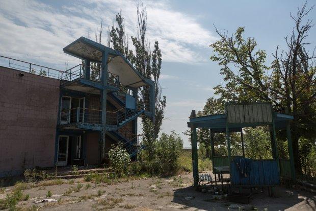Фото передноворічного Донбасу перелякали українців: мабуть, таким був Чорнобиль