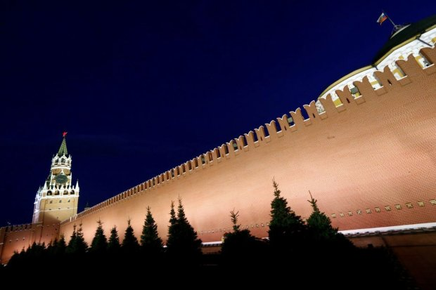 """""""Поймал пулю"""": молодого охранника Кремля обнаружили в неожиданном месте"""