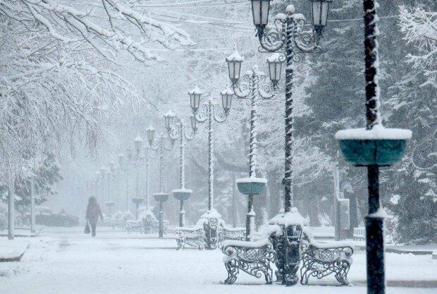 Снігопад, НП