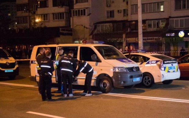 Свидетели взрыва авто в Киеве раскрыли страшные детали