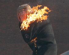 самосожжение