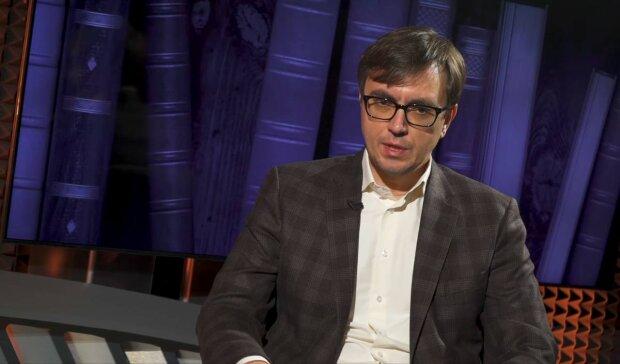 Володимир Омелян, скріншот відео