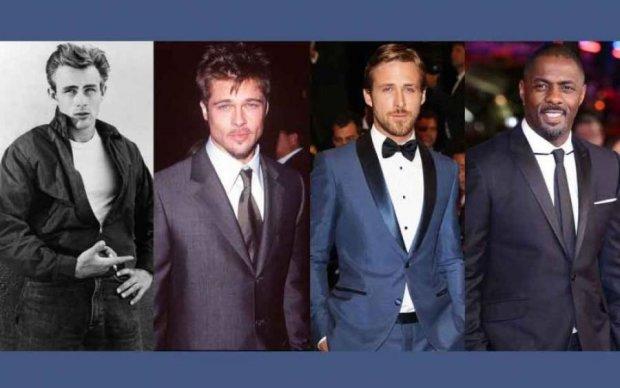 Названы 50 самых горячих мужчин всех времен