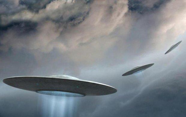 Корабель прибульців розгледіли на знімку минулого століття
