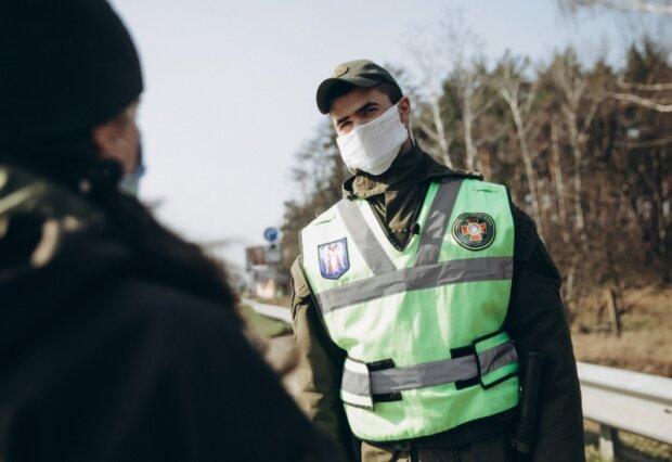 Коронавирус, фото: МВД Украины