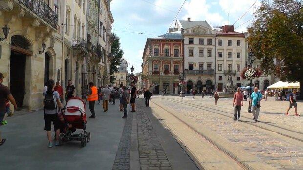 Львов / скриншот из видео