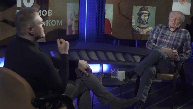 Юрий Рыбчинский, скриншот видео