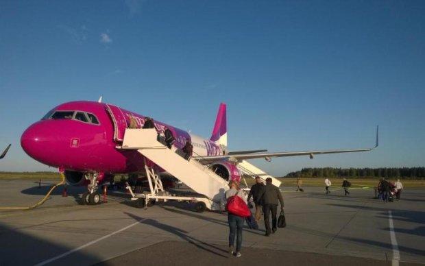 Лоукостер Wizz Air відкрив українцям три нові шляхи в Європу