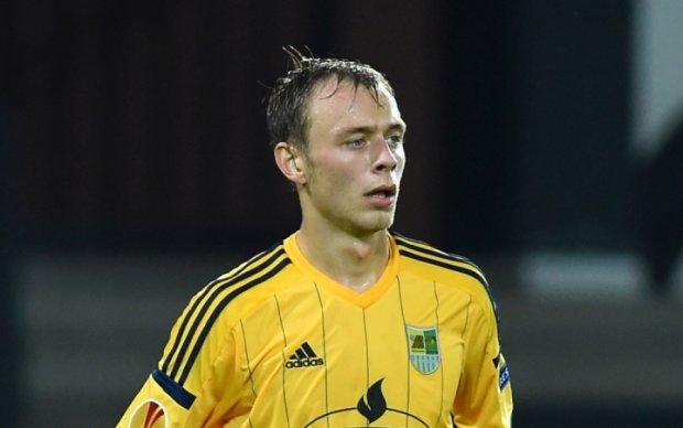 Украинский легионер бельгийского клуба развеселил публику