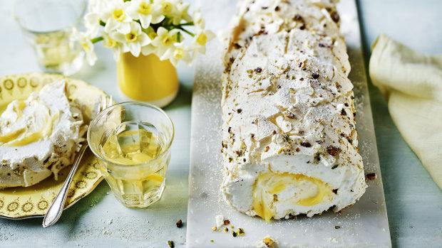 Лимонний рулет: рецепт незабутнього десерту