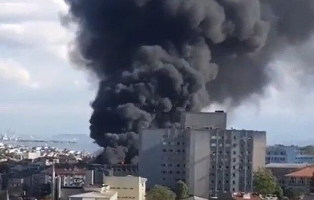 Пожежа, фото: youtube