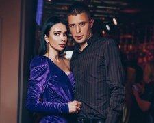 Анна Кравець з чоловіком Артемом