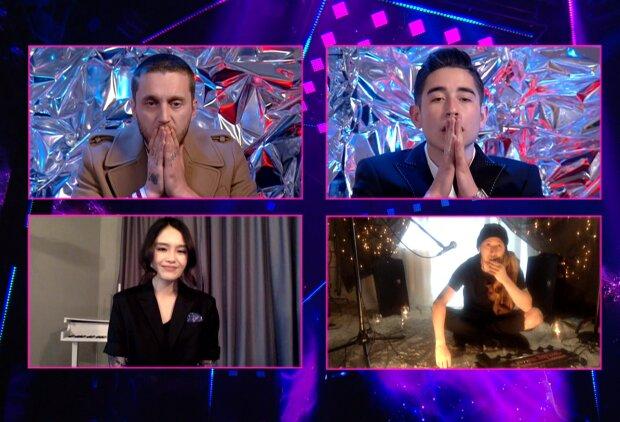 Голос країни 10 сезон, скріншот з відео