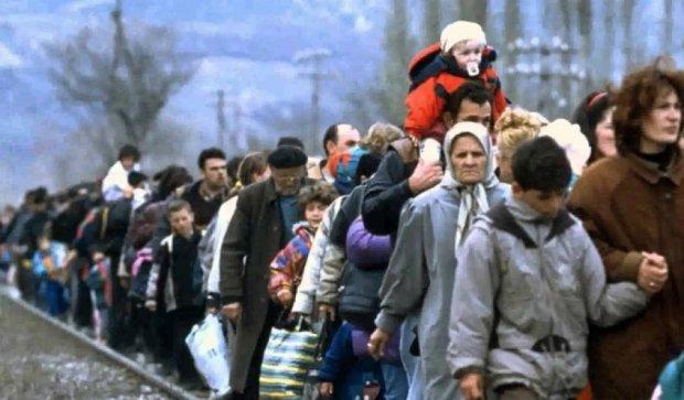 Германия потратит на прием беженцев 10 миллиарда евро