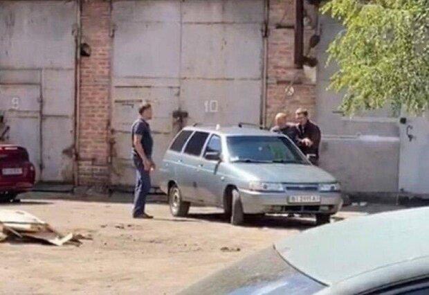 Копы назвали имя полтавского террориста - ветеран АТО, сидел за сбыт наркотиков