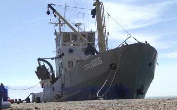 """Таки втекли: двоє моряків з """"Норд"""" дісталися до Криму"""